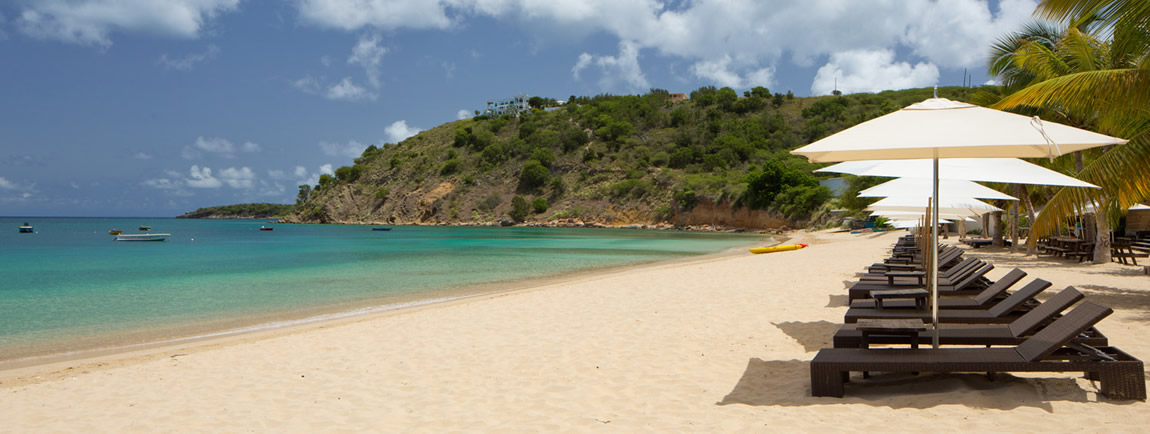 Private Events - Crocus Bay on the island of Anguilla