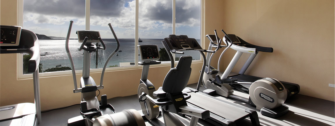 Fitness Center - Crocus Bay - Island of Anguilla