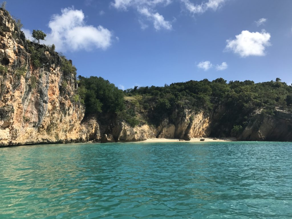 anguilla honeymoon snorkeling